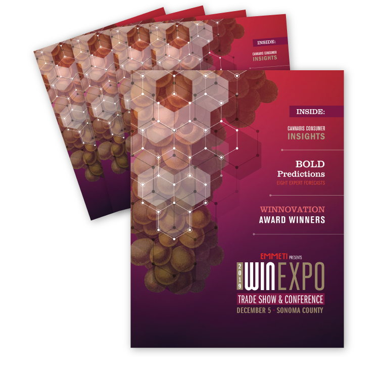 WIN Expo Program Guide Cover Sample